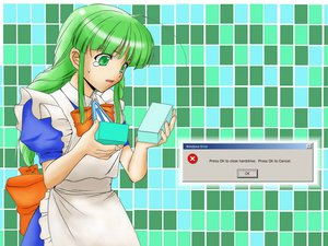 Rating: Safe Score: 8 Tags: anthropomorphism futaba maid me os-tan windows User: Oyashiro-sama