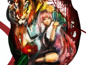 Rating: Safe Score: 30 Tags: megurine_luka vocaloid User: HawthorneKitty