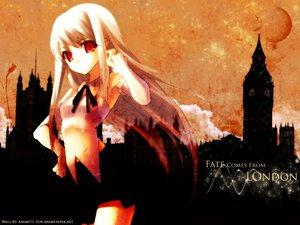 Rating: Safe Score: 11 Tags: fate_(series) fate/stay_night illyasviel_von_einzbern orange User: Oyashiro-sama