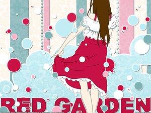 Rating: Safe Score: 12 Tags: brown_hair bubbles dress misuchi red_garden User: Oyashiro-sama