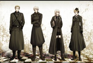 Rating: Safe Score: 47 Tags: axis_powers_hetalia germany_(hetalia) prussia_(hetalia) User: HawthorneKitty