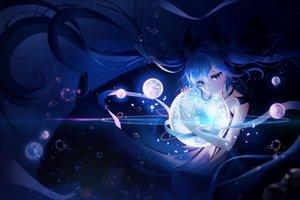 Rating: Safe Score: 58 Tags: aqua_eyes aqua_hair blue deep-sea_girl_(vocaloid) hatsune_miku long_hair magic pani_(wpgns9536) underwater vocaloid water User: mattiasc02