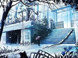 Rating: Safe Score: 134 Tags: 108 building flowers jpeg_artifacts original snow stairs torii tree umbrella winter User: Flandre93