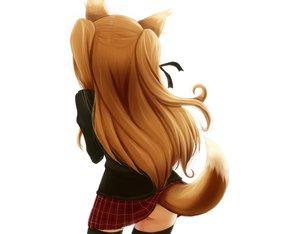 Rating: Safe Score: 71 Tags: animal_ears foxgirl kanon sawatari_makoto tail wadapen white User: anaraquelk2
