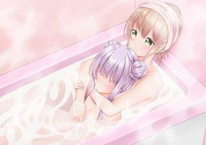 Rating: Safe Score: 47 Tags: 2girls bath bathtub sengoku_kamuri slow_start tagme_(artist) tokura_eiko User: luckyluna