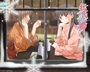 Rating: Safe Score: 10 Tags: snow tagme touji_no_sato User: Oyashiro-sama