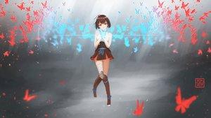 Rating: Safe Score: 118 Tags: koutetsujou_no_kabaneri mumei_(kabaneri) ye_yu_feng User: RyuZU