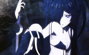 Rating: Safe Score: 150 Tags: black_rock_shooter kuroi_mato polychromatic User: meccrain