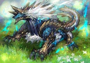 Rating: Safe Score: 37 Tags: jinouga mamuru monster_hunter User: otaku_emmy