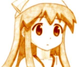 Rating: Safe Score: 11 Tags: godees ikamusume loli monochrome shinryaku!_ikamusume User: SciFi