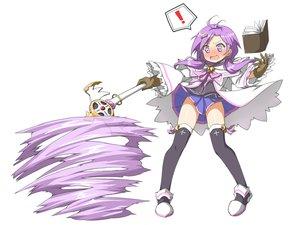 Rating: Questionable Score: 63 Tags: aisha_(elsword) elsword hatsunatsu purple_eyes purple_hair User: Chihiru