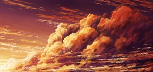 Rating: Safe Score: 21 Tags: aoha_(twintail) clouds nobody original polychromatic scenic sky sunset User: FormX