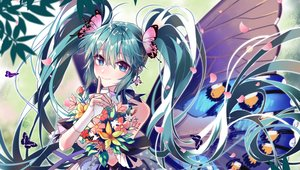 Rating: Safe Score: 44 Tags: akira_(ying) aqua_eyes hatsune_miku twintails vocaloid User: Fepple