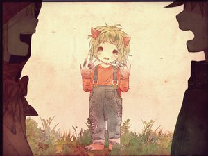 Rating: Safe Score: 24 Tags: crying gumi keishi loli vocaloid wolfgirl User: MissBMoon