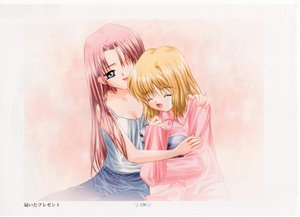 Rating: Safe Score: 10 Tags: air kamio_haruko kamio_misuzu User: Oyashiro-sama