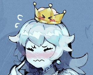 Rating: Safe Score: 49 Tags: anthropomorphism blue blush close crown idk-kun long_hair luigi's_mansion princess_king_boo sketch super_mario_bros white_hair User: otaku_emmy