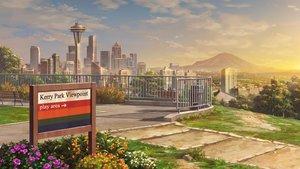 Rating: Safe Score: 15 Tags: building city clouds dao_dao flowers grass nobody original scenic sky tree User: RyuZU