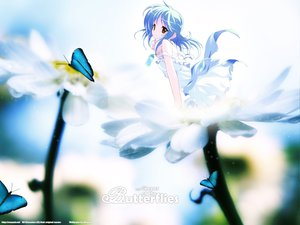 Rating: Safe Score: 8 Tags: fairy flowers majokko_a_la_mode mireille_brilliant tagme User: 秀悟