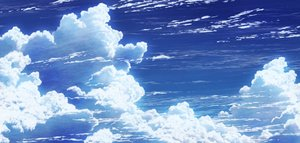 Rating: Safe Score: 23 Tags: aoha_(twintail) clouds nobody original polychromatic scenic sky User: FormX