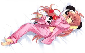 Rating: Safe Score: 45 Tags: blush itou_noiji pajamas User: Maboroshi