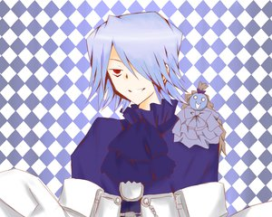 Rating: Safe Score: 2 Tags: emily_(pandora_hearts) pandora_hearts xerxes_break User: HawthorneKitty