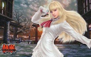 Rating: Safe Score: 48 Tags: 3d blonde_hair blue_eyes dress gloves lili_rochefort long_hair tekken User: Lenz0