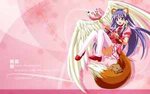 Rating: Safe Score: 25 Tags: botan clannad cosplay fujibayashi_kyou User: HawthorneKitty