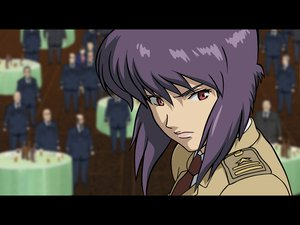 Rating: Safe Score: 8 Tags: ghost_in_the_shell kusanagi_motoko vector User: Oyashiro-sama