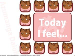 Rating: Safe Score: 25 Tags: animal azumanga_daioh cat maya User: Oyashiro-sama