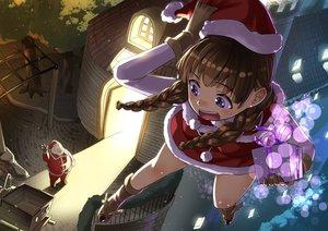 クリスマスの壁紙 2046×1447px 2938KB