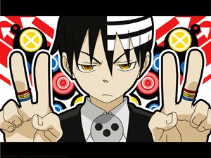 Rating: Safe Score: 24 Tags: death_the_kid soul_eater User: pantu