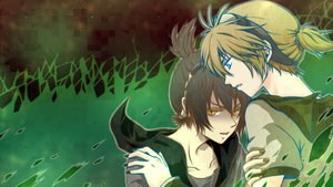 Rating: Safe Score: 14 Tags: all_male kagamine_len male mosaic_roll_(vocaloid) vocaloid User: HawthorneKitty