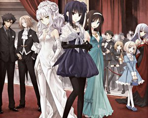 Rating: Safe Score: 325 Tags: black_eyes black_hair blonde_hair blue_eyes breasts brown_eyes camera canaan caren_hortensia choker cigarette cleavage cropped crossover dark_matou_sakura dress emiya_kiritsugu fate/prototype fate_(series) fate/stay_night group headband kara_no_kyoukai konoe_ototsugu kuonji_alice long_hair mahou_tsukai_no_yoru male melty_blood minorikawa_minoru necklace oosawa_maria pantyhose red_eyes sajyou_manaka shingetsutan_tsukihime short_hair stockings suit tatari tattoo thighhighs tie tohno_akiha type-moon white_hair yellow_eyes User: Wiresetc