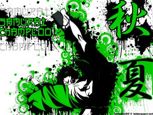 Rating: Safe Score: 17 Tags: green mugen polychromatic samurai_champloo User: Kumacuda