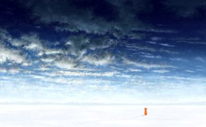Rating: Safe Score: 88 Tags: clouds landscape mks nobody original scenic sky snow User: STORM