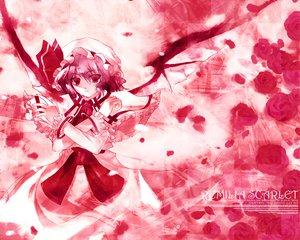 Rating: Safe Score: 12 Tags: monochrome pink remilia_scarlet touhou vampire User: Zero