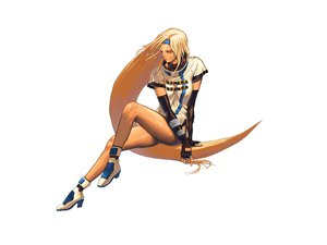 Rating: Safe Score: 26 Tags: guilty_gear millia_rage User: Oyashiro-sama