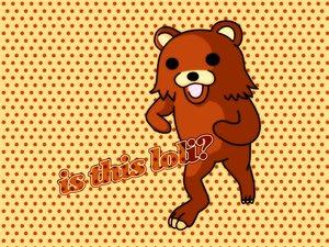 Rating: Safe Score: 4 Tags: 2ch 4chan animal bear pedobear User: Oyashiro-sama