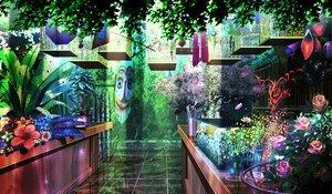 Rating: Safe Score: 95 Tags: akatsuki-works flowers game_cg nobody rose scenic &_sora_no_mukou_de_sakimasu_you_ni User: Wiresetc