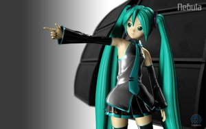 Rating: Safe Score: 51 Tags: 3d green_eyes green_hair hatsune_miku long_hair thighhighs tripshots twintails vocaloid User: kn8485909