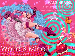 Rating: Safe Score: 7 Tags: hatsune_miku twintails vocaloid User: HawthorneKitty
