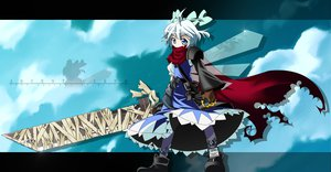 Rating: Safe Score: 13 Tags: advent_cirno cirno touhou User: w7382001