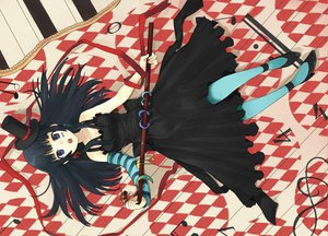 Rating: Safe Score: 12 Tags: akiyama_mio jpeg_artifacts k-on! User: HawthorneKitty