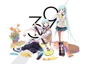 Rating: Safe Score: 38 Tags: chris4708 flowers guitar hatsune_miku hatsune_mikuo headphones instrument vocaloid User: HawthorneKitty
