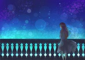 Rating: Questionable Score: 0 Tags: dress mizuki.n night original sky stars User: Freenight