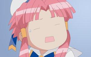 Rating: Safe Score: 7 Tags: aria close mizunashi_akari vector User: Oyashiro-sama