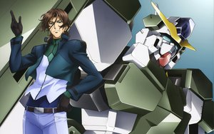 Rating: Safe Score: 24 Tags: lockon_stratos male mecha mobile_suit_gundam mobile_suit_gundam_00 User: Roobaj