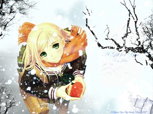 Rating: Safe Score: 99 Tags: signed snow taka_tony valentine winter User: Oyashiro-sama