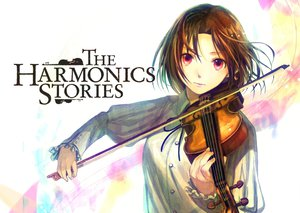 Rating: Safe Score: 63 Tags: fuji_choko instrument original violin User: mrdkreka
