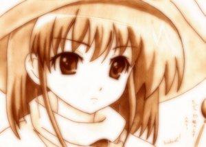 Rating: Safe Score: 12 Tags: godees hecate monochrome shakugan_no_shana User: talchi